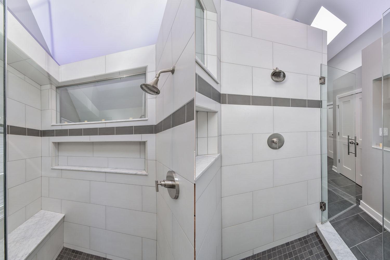 Ideas Tile Cabinet Quartz Bathroom Remodeling Downers Grove - Sebring Services