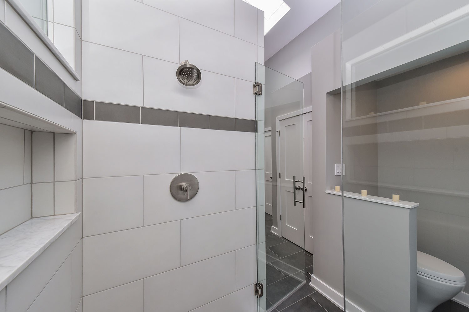 Mike julia 39 s master bathroom remodel pictures home for Bathroom renovation services