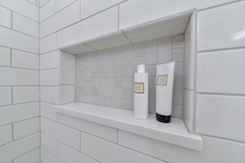 Brad lea 39 s master bathroom remodel pictures home for Bathroom remodeling service