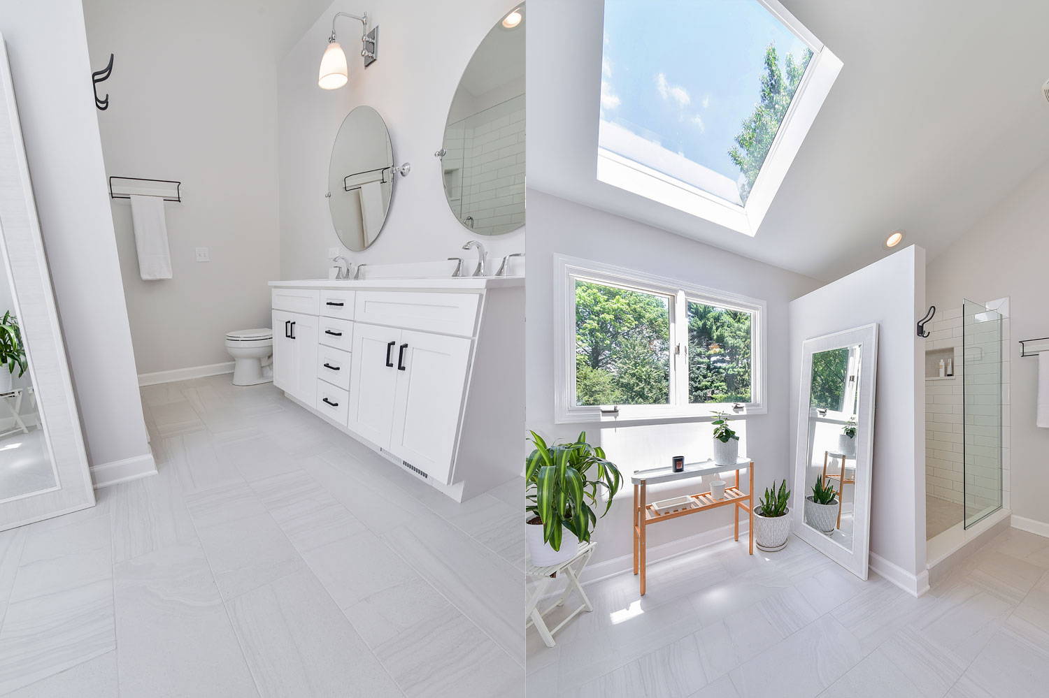 Brad & Lea\'s Master Bathroom Remodel Pictures   Home Remodeling ...