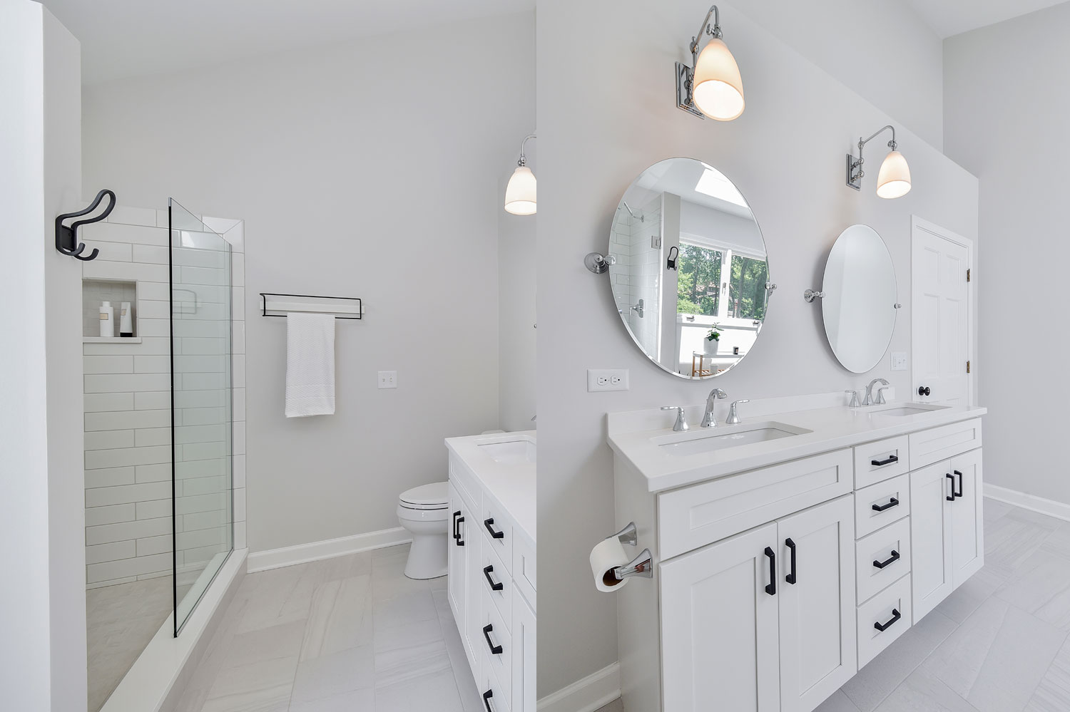 Brad Leas Master Bathroom Remodel Pictures Home Remodeling - Bathroom remodel design services