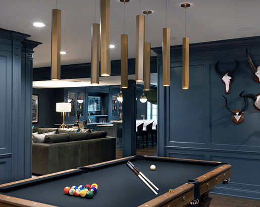 41 Incredible Man Cave Ideas That Will, Best Colors For Basement Man Cave