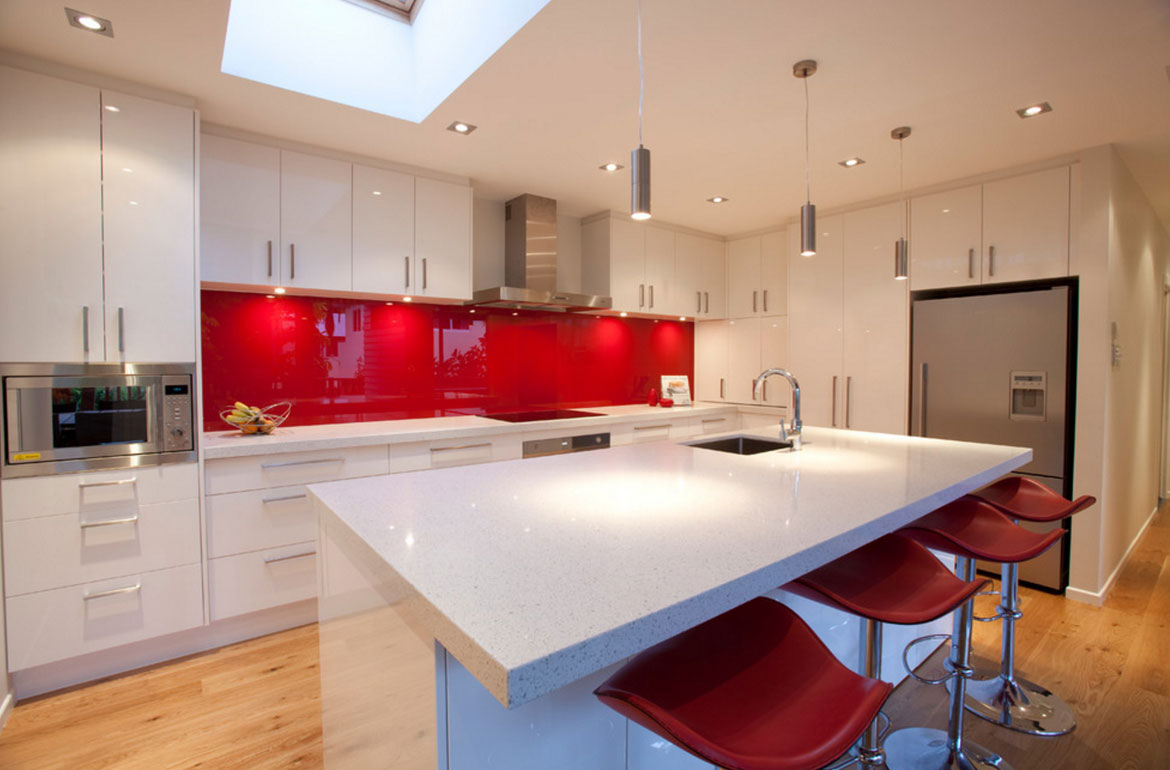 Red Kitchen Tile Backsplash 71 Exciting Kitchen Backsplash Trends To Inspire You Home
