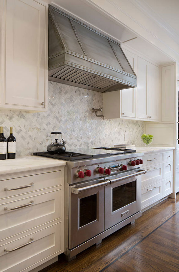 Blue And White Kitchen Backsplash Tiles