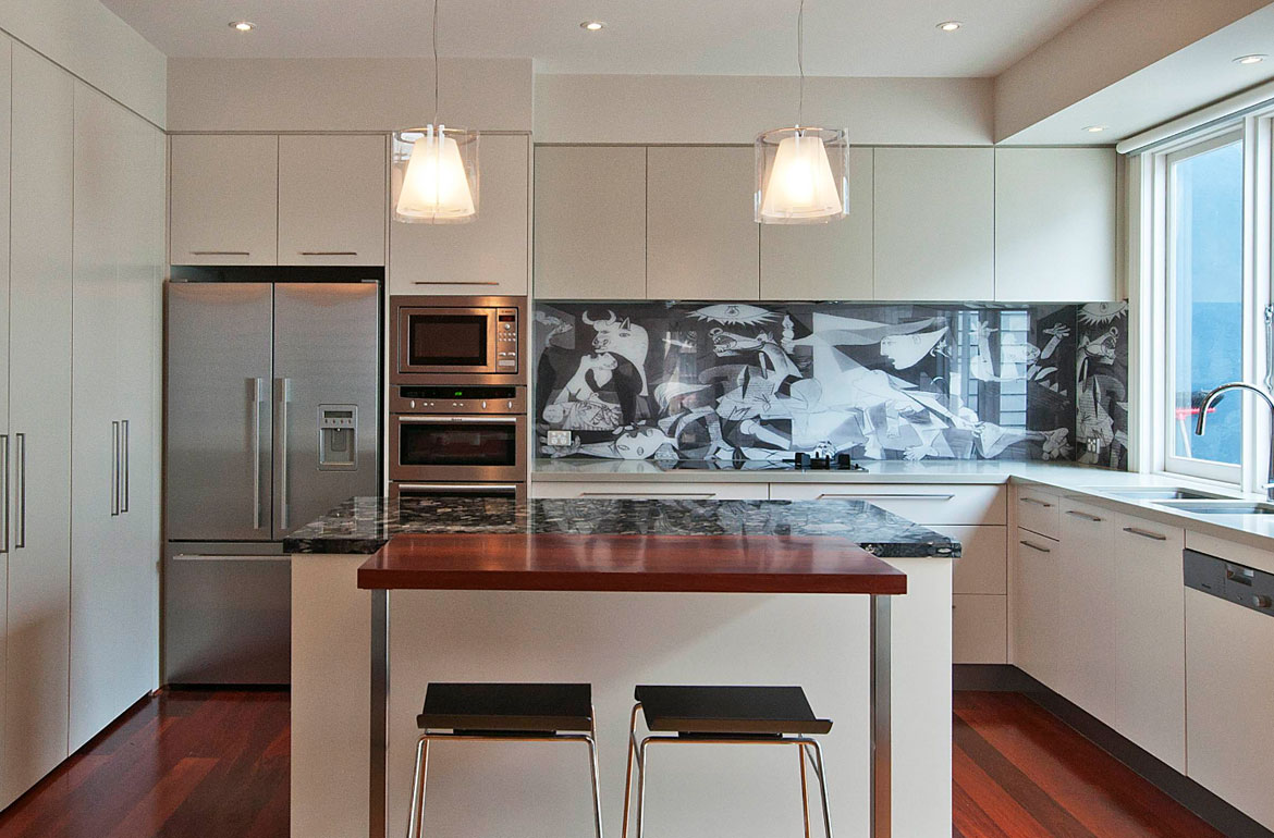 71 exciting kitchen backsplash trends to inspire you | home