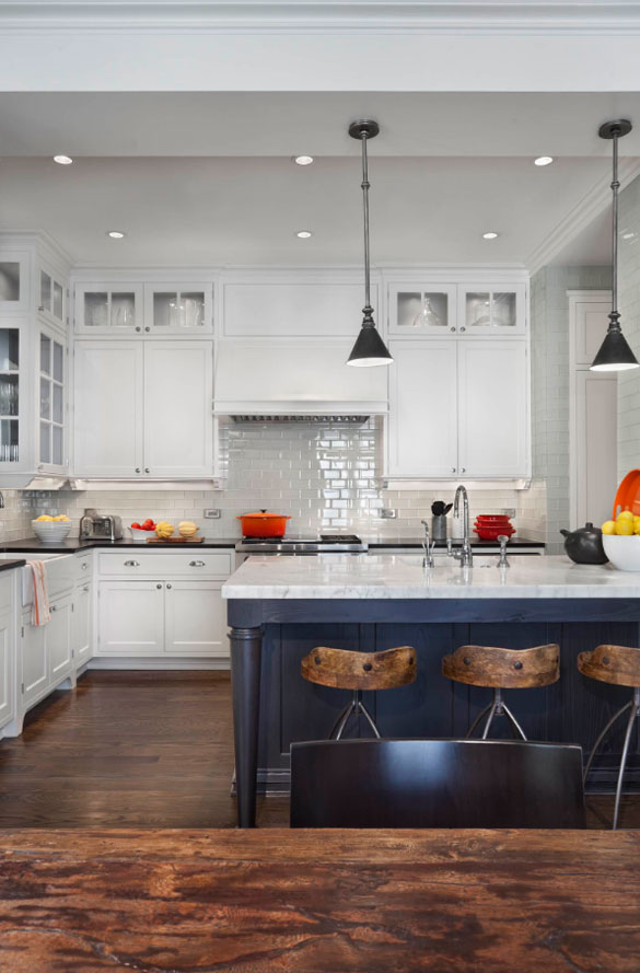 48 Exciting Kitchen Backsplash Trends To Inspire You Home Unique Kitchen Backsplash With White Cabinets