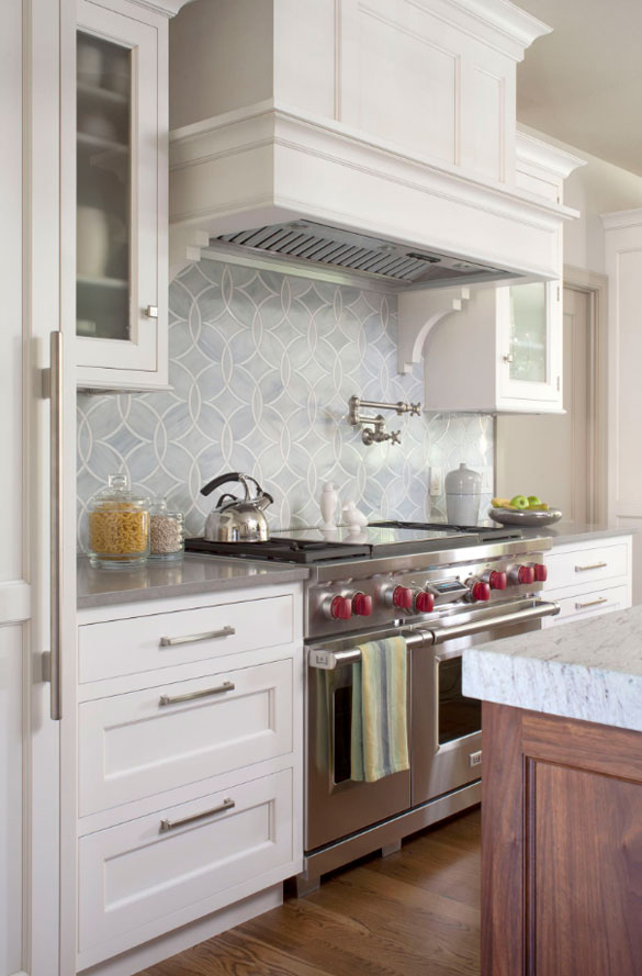 white kitchen backsplash ideas. Plain Backsplash Kitchen Tile Backsplash Design Ideas  Sebring Services With White D