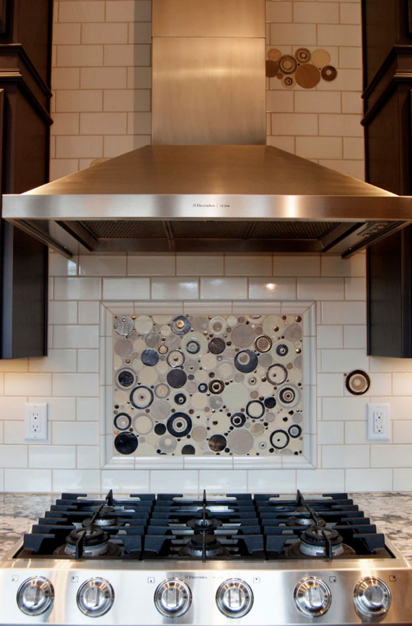 Tile Backsplash Ideas For Kitchen Part - 45: Kitchen Tile Backsplash Design Ideas - Sebring Services