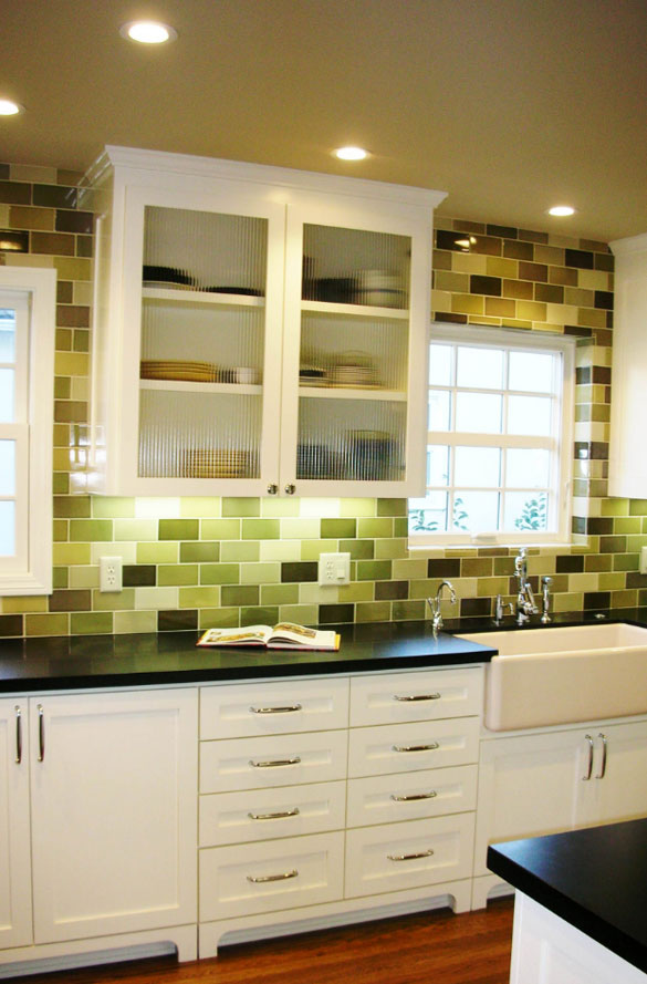 Kitchen Backsplash Yellow 71 exciting kitchen backsplash trends to inspire you | home
