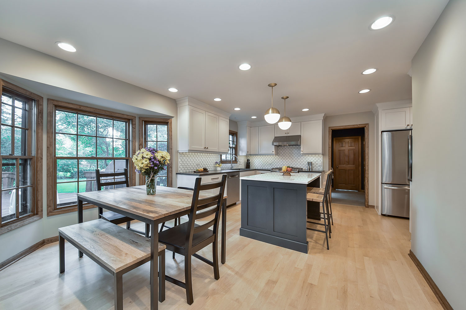 Justin & Carina's Kitchen Remodel Pictures | Home ...