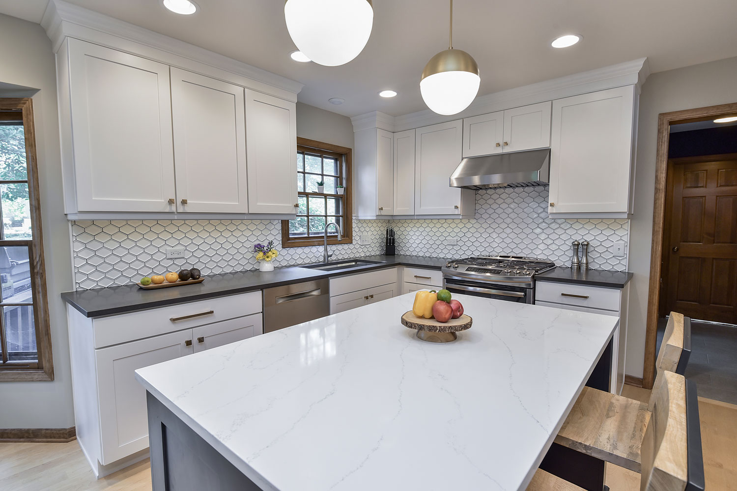 Justin Carina S Kitchen Remodel Pictures Home Remodeling