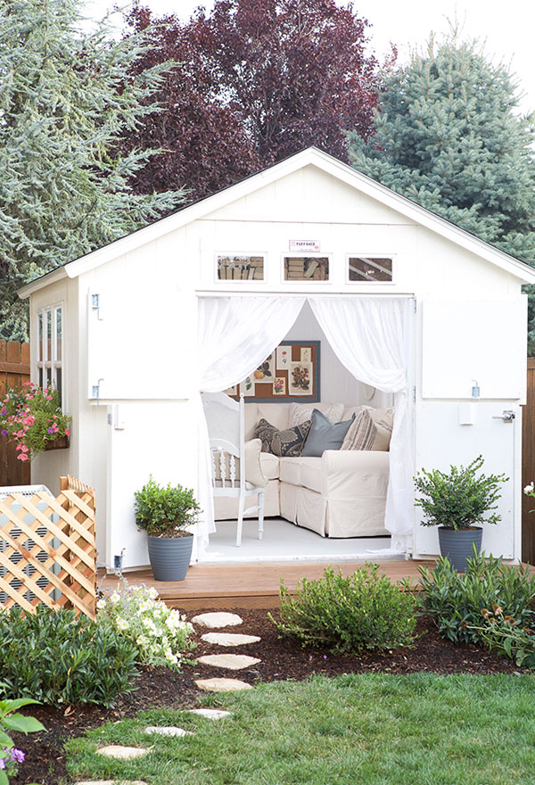 43 she shed woman cave ideas the ladies answer to the man cave home remodeling contractors - Man caves chick sheds mutual needs ...