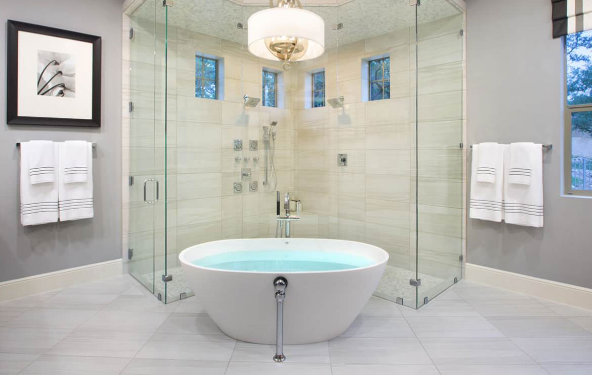 Relax in Your New Tub: 35 Freestanding Bath Tub Ideas | Home ...
