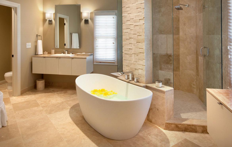 Bathroom designs with freestanding baths - Freestanding Bathtubs Bathroom Sebring Services