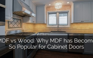 MDF vs Wood: Why MDF has Become So Popular for Cabinet Doors - Sebring Design Build