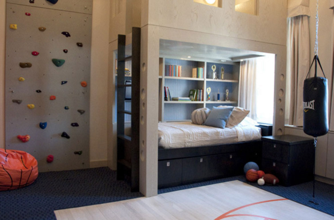 Merveilleux Really Fun Sports Themed Bedroom Ideas   Sebring Services