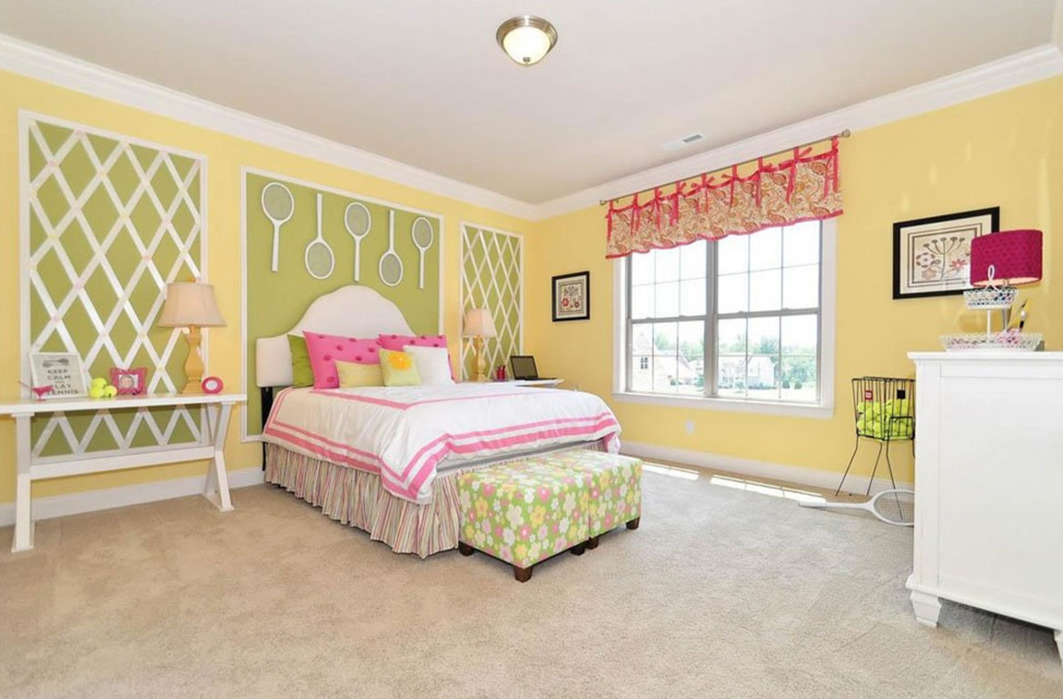 Sporty Teenage Girl Bedroom Ideas 47 really fun sports themed bedroom ideas | home remodeling