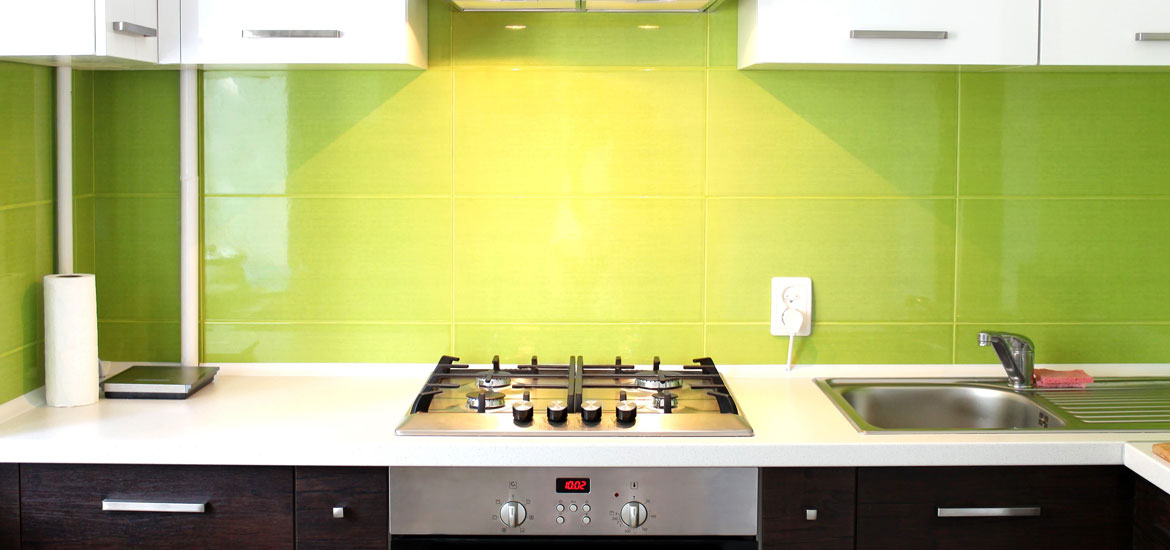 Use Color to Make a Small Kitchen Look Larger | Home ...