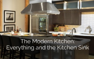 The Modern Kitchen, Everything and the Kitchen Sink - Sebring Services