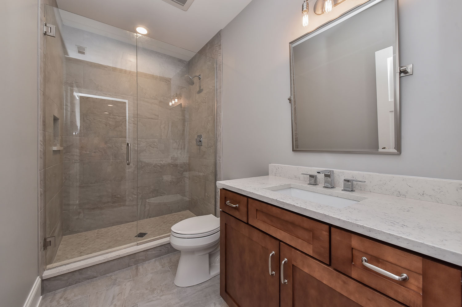 Naperville Hall Bathroom Remodel Pictures Home Remodeling Contractors Sebring Design Build