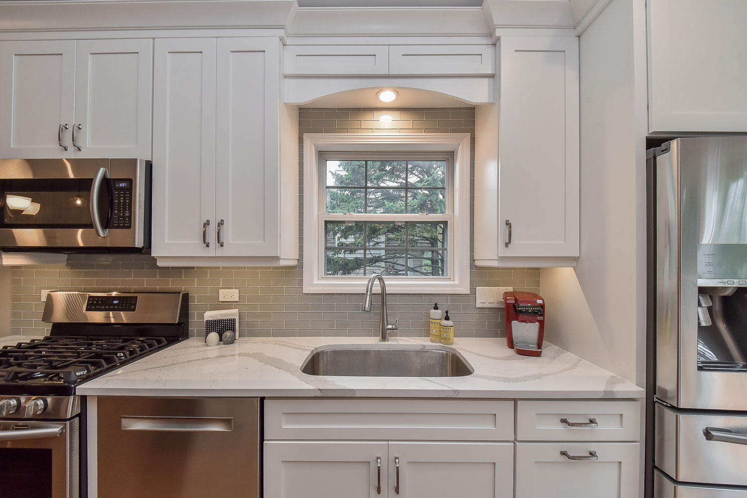 Naperville Kitchen Remodeling Project - Sebring Services