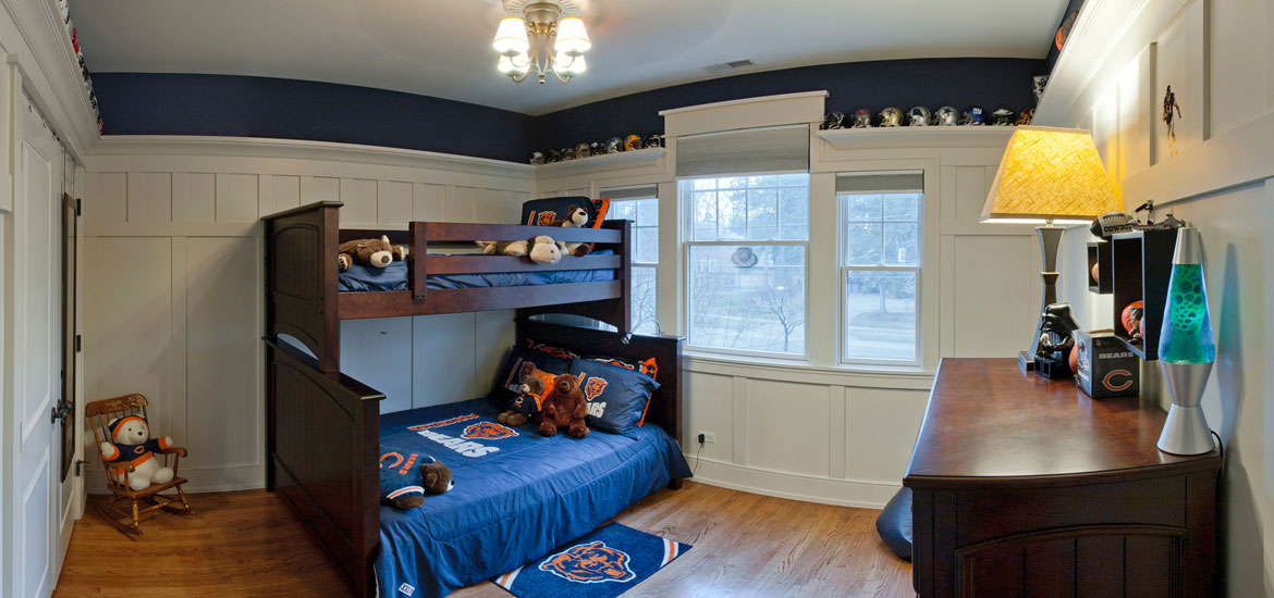 47 Really Fun Sports Themed Bedroom Ideas