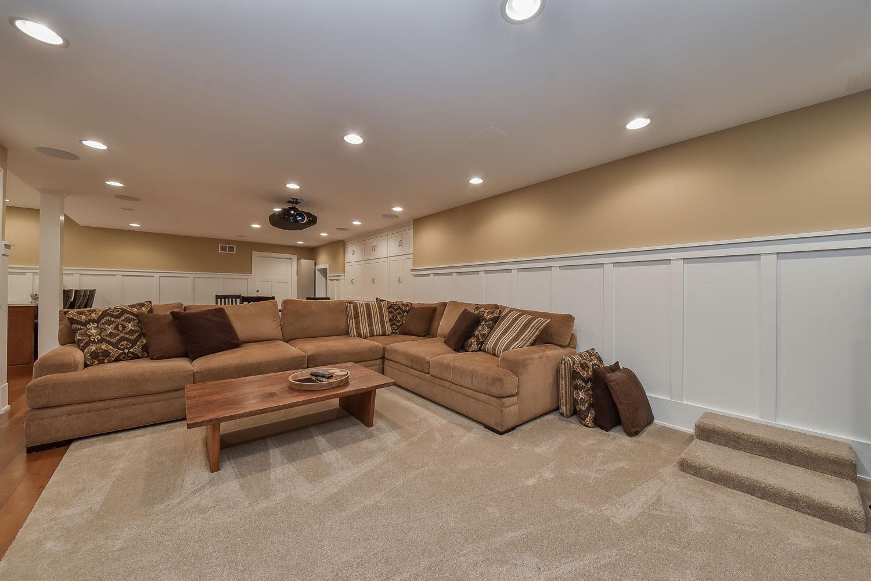 Basement Remodeling Naperville Il a naperville illinois basement remodel pictures | home remodeling