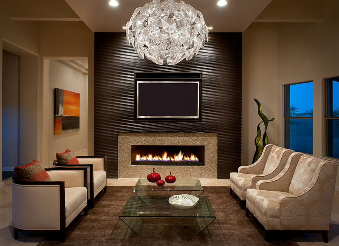 25 Wall Mounted TV Ideas for Your Viewing Pleasure | Home Remodeling ...