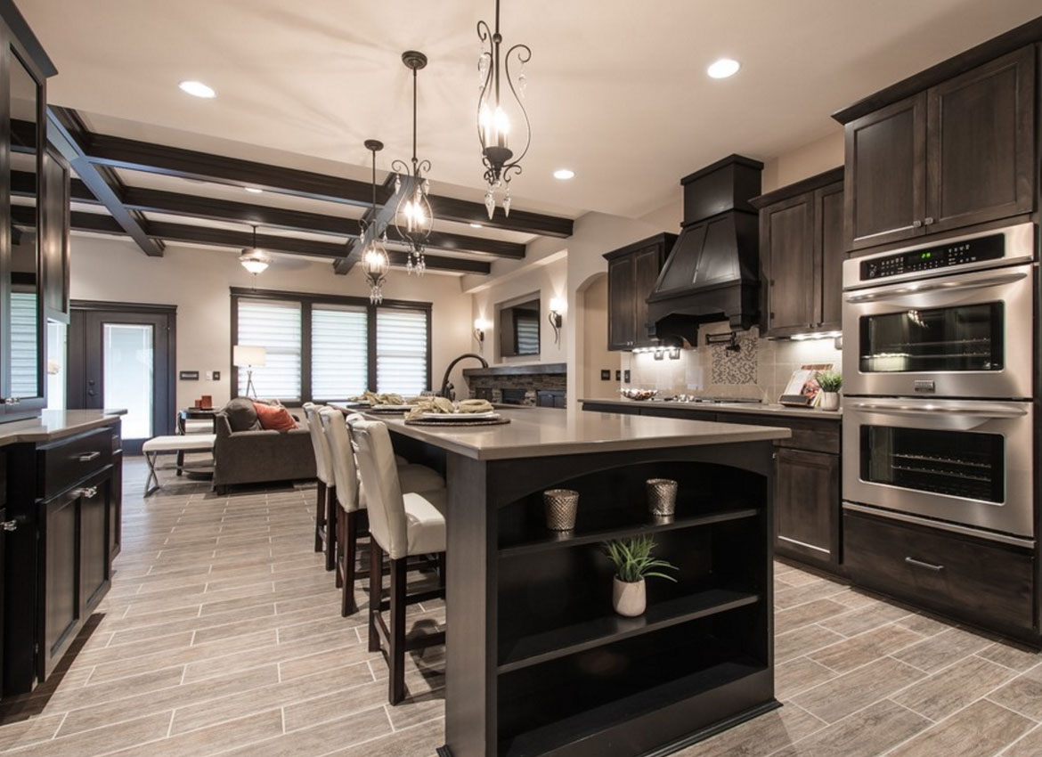 30 Cly Projects With Dark Kitchen Cabinets Home
