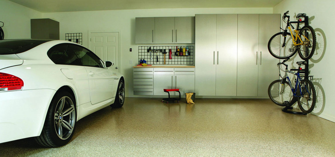 7 Inspiring Garage Interior Design Ideas
