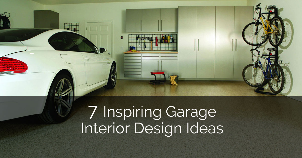 7 Inspiring Garage Interior Design Ideas | Home Remodeling Contractors |  Sebring Design Build