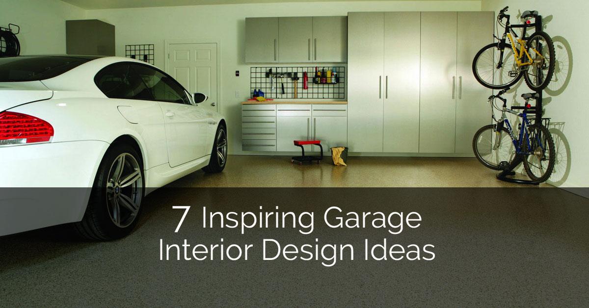 inspiring garage interior design ideas home remodeling contractors