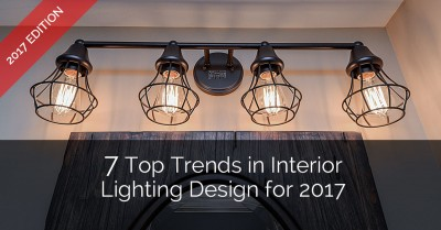 Top Trends in Interior Lighting Design - Sebring Services