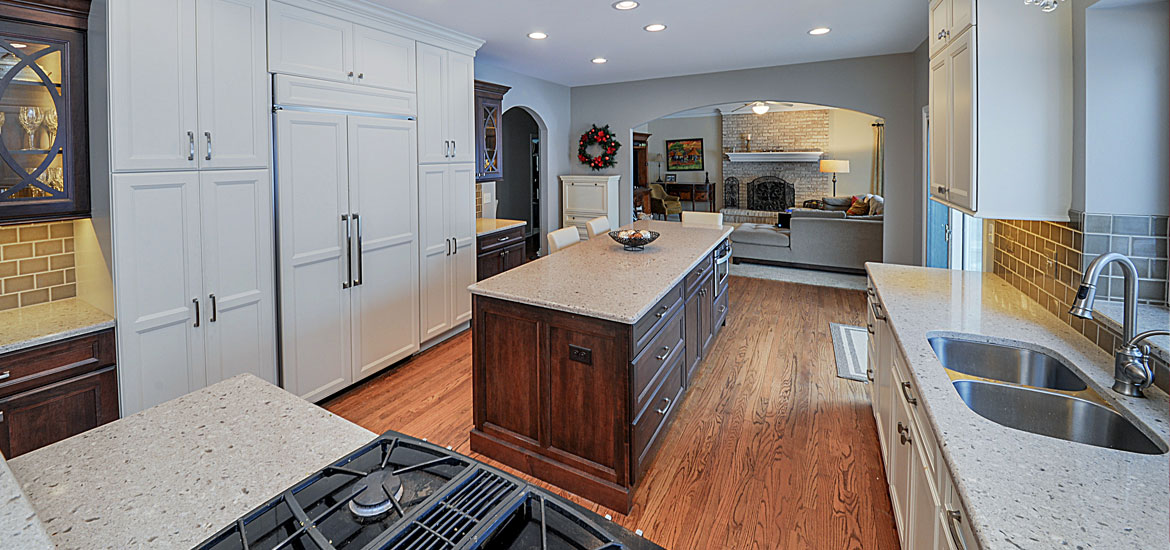 Learn How To Match Your Countertop With The Cabinets And Floor