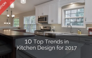 Top Trends in Kitchen Design - Sebring Services