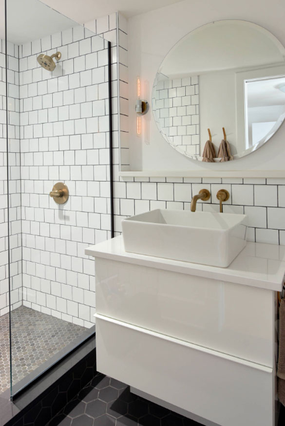 Bathroom Tile Trends
