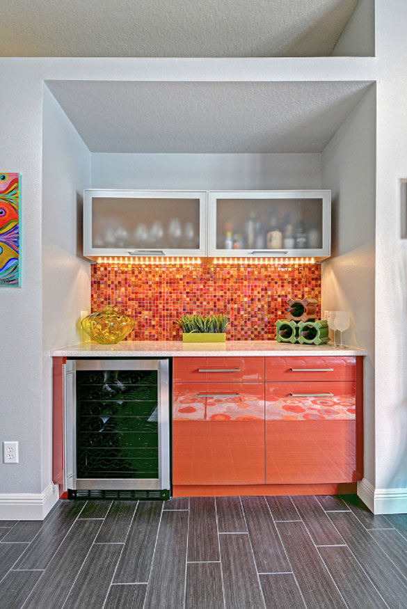 Top Trends In Basement Wet Bar Design