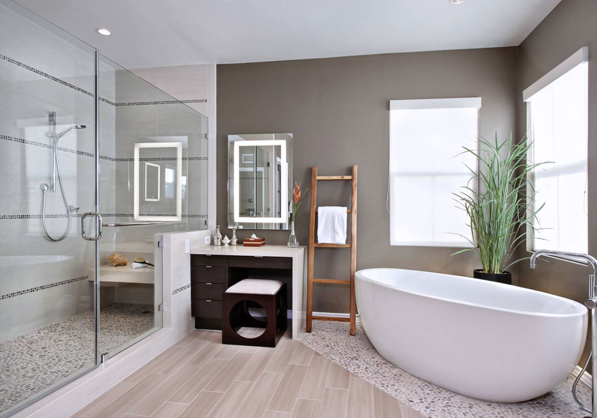 10 Top Trends in Bathroom Tile Design