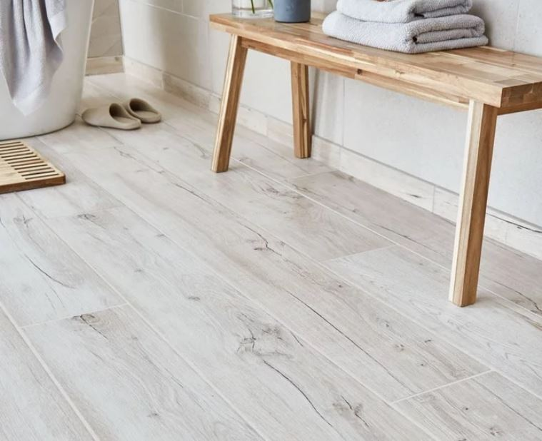 Floor Trends Wood Looking Tile - Sebring