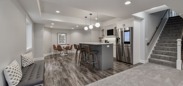 9 Top Trends In Basement Wet Bar Design For 2020 Home