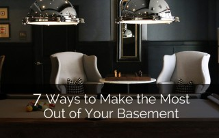 7 Ways to Make the Most Out of Your Basement - Sebring Services