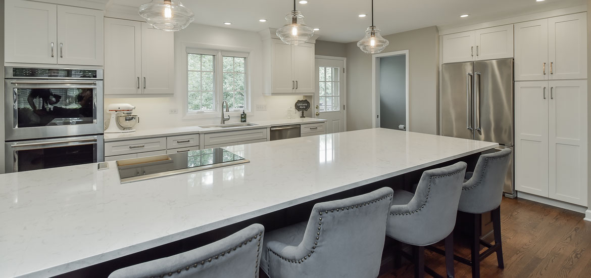 Granite Countertops Color Trends : Top trends in kitchen countertop design for home