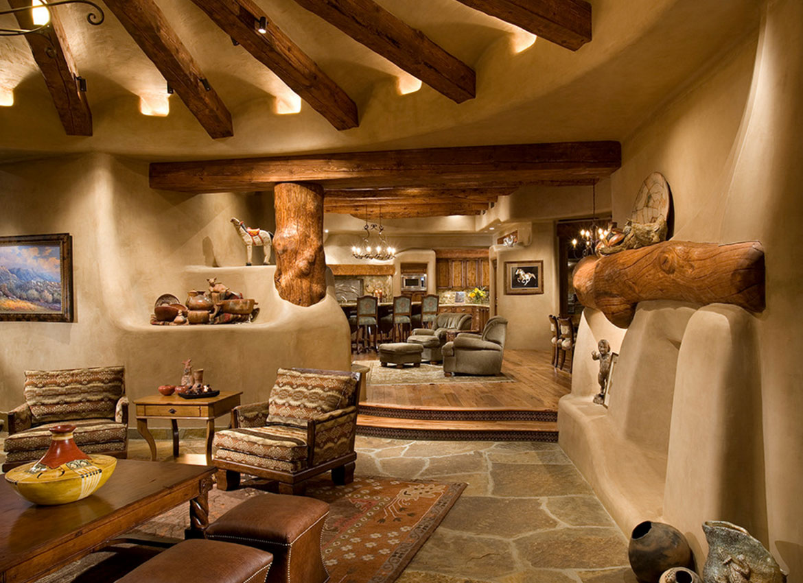 25 Exciting Design Ideas for Faux Wood Beams | Home Remodeling ...