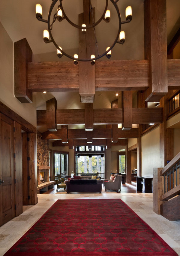 25 Exciting Design Ideas For Faux Wood Beams Home Remodeling Contractors Sebring Build