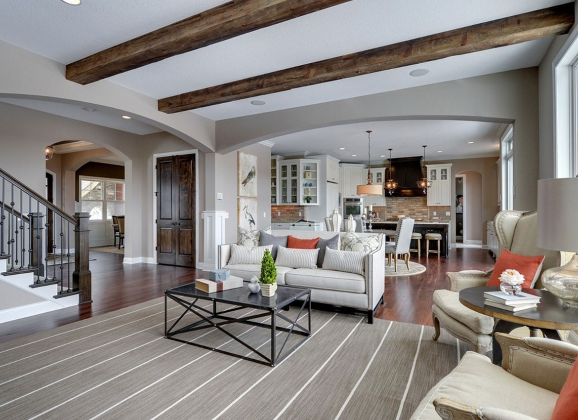 Faux Wood Beams   Sebring Services