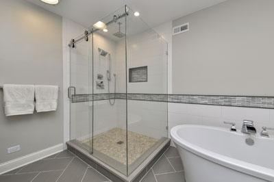 Greg Julies Master Bathroom Remodel Pictures