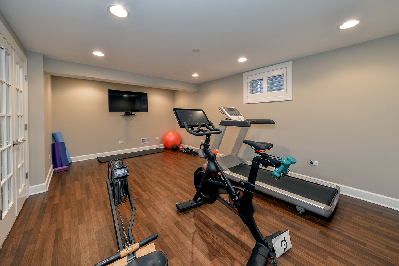 Naperville Basement remodeling - Sebring Services