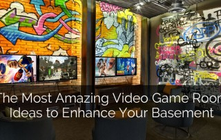 Best Video Game Room Ideas - Sebring Design Build