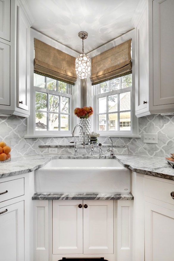 50 Amazing Farmhouse Sinks to Make Your Kitchen Pop | Home ...