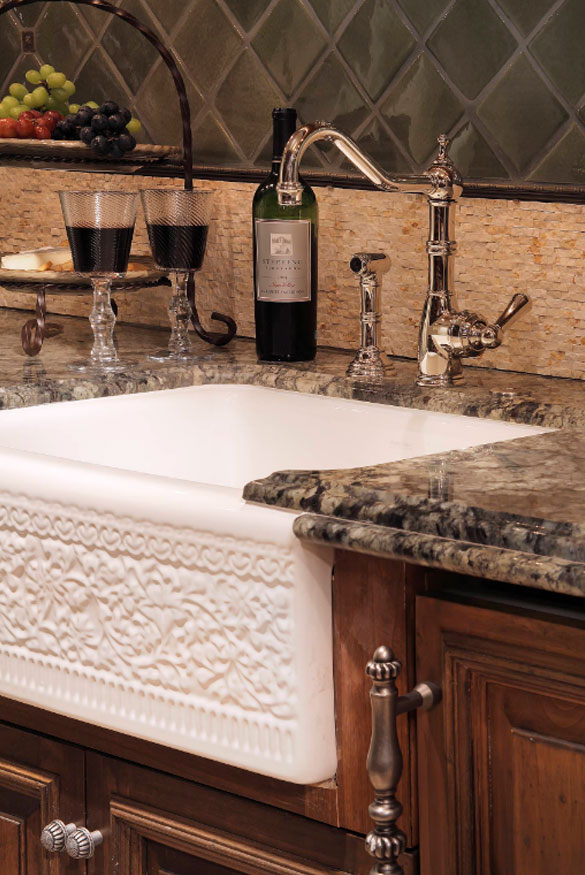 50 Amazing Farmhouse Sinks - Sebring Services